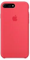 Чехол для Apple iPhone 7 Plus / 8 Plus Silicone Case - Red Raspberry OEM