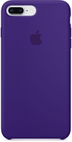 Чехол для Apple iPhone 7 Plus / 8 Plus Silicone Case - Ultra Violet OEM