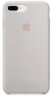 Чехол для Apple iPhone 7 Plus / 8 Plus Silicone Case - Antique White OEM