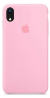 Чехол для Apple iPhone Xr Silicone Case - Cotton Candy OEM