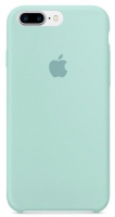 Чехол для Apple iPhone 7 Plus / 8 Plus Silicone Case - Marine Green OEM