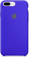 Чехол для Apple iPhone 7 Plus / 8 Plus Silicone Case - Ultramarine OEM