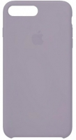 Чехол для Apple iPhone 7 Plus / 8 Plus Silicone Case - Lilac Cream OEM