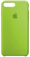 Чехол для Apple iPhone 7 Plus / 8 Plus Silicone Case - Lime Green OEM
