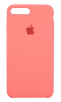 Чехол для Apple iPhone 7 Plus / 8 Plus Silicone Case - Coral OEM