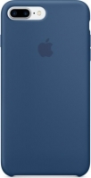 Чехол для Apple iPhone 7 Plus / 8 Plus Silicone Case - Ocean Blue OEM