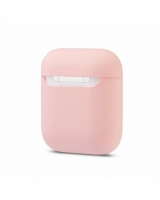Чехол для Apple AirPods Ultra Slim Pink Sand (Розовый)