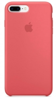 Чехол для Apple iPhone 7 Plus / 8 Plus Silicone Case - Camellia OEM
