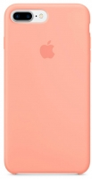 Чехол для Apple iPhone 7 Plus / 8 Plus Silicone Case - Flamingo OEM
