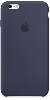 Чехол для Apple iPhone 6/6S Silicone Case - Midnight  Blue OEM