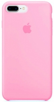 Чехол для Apple iPhone 7 Plus / 8 Plus Silicone Case - Pink OEM