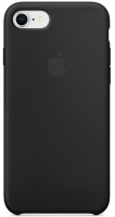 Чехол для Apple iPhone 7/8 Silicone Case - Black OEM