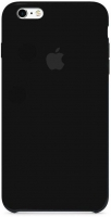 Чехол для Apple iPhone 6/6S Silicone Case - Black OEM