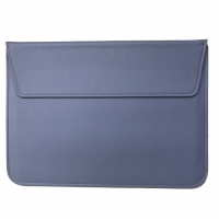 "Чехол-папка для MacBook 13"" PU Sleeve Bag Голубой (Lilac)"