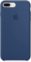 Чехол для Apple iPhone 7 Plus / 8 Plus Silicone Case - Blue Cobalt OEM