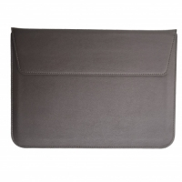 "Чехол-папка для MacBook 13"" PU Sleeve Bag Кофе (Coffee)"