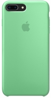 Чехол для Apple iPhone 7 Plus / 8 Plus Silicone Case - Green OEM