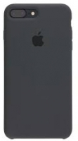 Чехол для Apple iPhone 7 Plus / 8 Plus Silicone Case - Dark Grey OEM