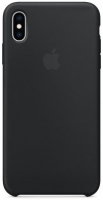 Чехол для Apple iPhone X/XS Silicone Case - Black OEM