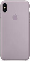 Чехол для Apple iPhone XS Max Silicone Case - Lavander OEM