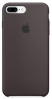 Чехол для Apple iPhone 7 Plus / 8 Plus Silicone Case - Cocoa OEM