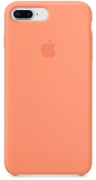 Чехол для Apple iPhone 7 Plus / 8 Plus Silicone Case - New Apricot OEM