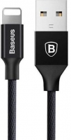 Кабель Lightning to USB Baseus Yiven Cable 1,8M Black (Calyw-A01)