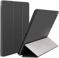 "Чехол-книжка для iPad Pro 12,9"" Baseus Simplism Y-Type Leather Case Чёрный (Black) (LTAPIPD-BSM01)"