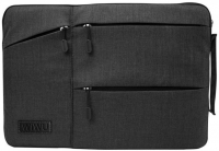 "Сумка-карман для MacBook Pro 15"" Wiwu Pocket Sleeve Чёрная (Black)"