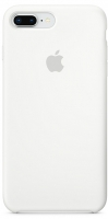 Чехол для Apple iPhone 7 Plus / 8 Plus Silicone Case - White OEM