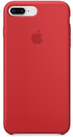 Чехол для Apple iPhone 7 Plus / 8 Plus Silicone Case - Red OEM