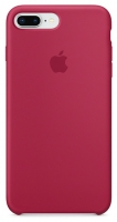 Чехол для Apple iPhone 7 Plus / 8 Plus Silicone Case - Rose Red OEM