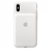 Чехол-аккумулятор Apple Smart Battery Case White (MRXL2) для iPhone XS