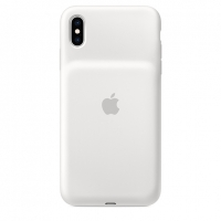 Чехол-аккумулятор Apple Smart Battery Case White (MRXR2) для iPhone XS Max