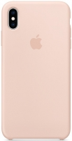 Чехол для Apple iPhone XS Max Silicone Case - Pink Sand OEM