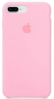 Чехол для Apple iPhone 7 Plus / 8 Plus Silicone Case - Light Pink OEM