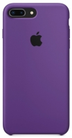 Чехол для Apple iPhone 7 Plus / 8 Plus Silicone Case - Purple OEM