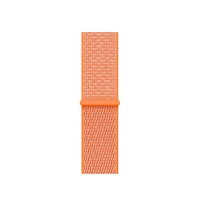 Ремешок для Apple Watch 38mm/40mm Sport Loop Spicy Orange