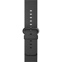 Ремешок для Apple Watch 42mm/44mm Woven Nylon New Black