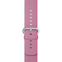 Ремешок для Apple Watch 42mm/44mm Woven Nylon New Pink