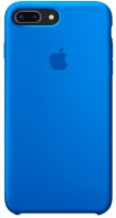 Чехол для Apple iPhone 7 Plus / 8 Plus Silicone Case - Royal Blue OEM