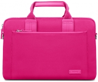 "Сумка для MacBook 13"" Wiwu Athena Slim Розовая (Pink)"