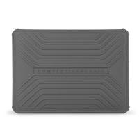 "Чехол-конверт для MacBook 13"" Wiwu Voyage Sleeve Серый (Gray)"