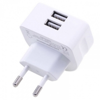 Зарядное устройство 2.1A 2USB Remax Charger Moon RP-U22RMT7188 White